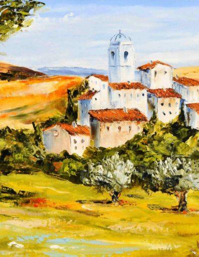 Village-de-Provence-38x61cm