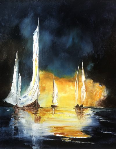voiles-au-couche-du-soleil-55x46